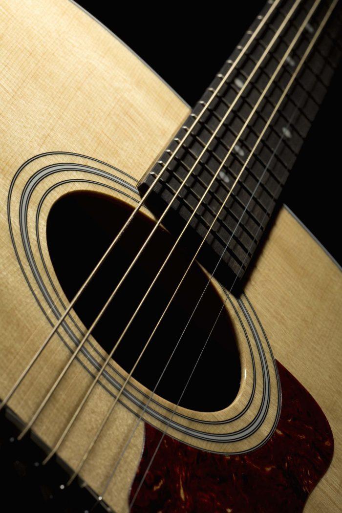 Guitar Shooting