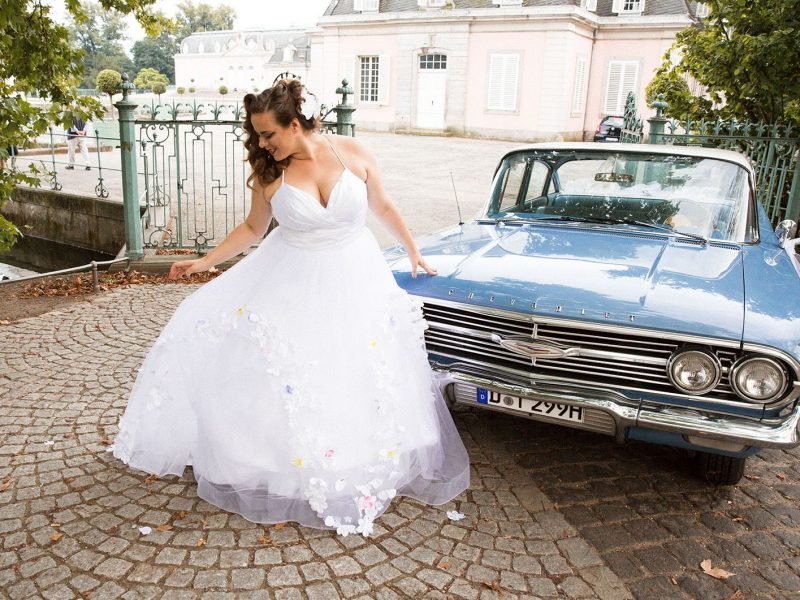 Bride & Bridesmaid Shooting mit Susana