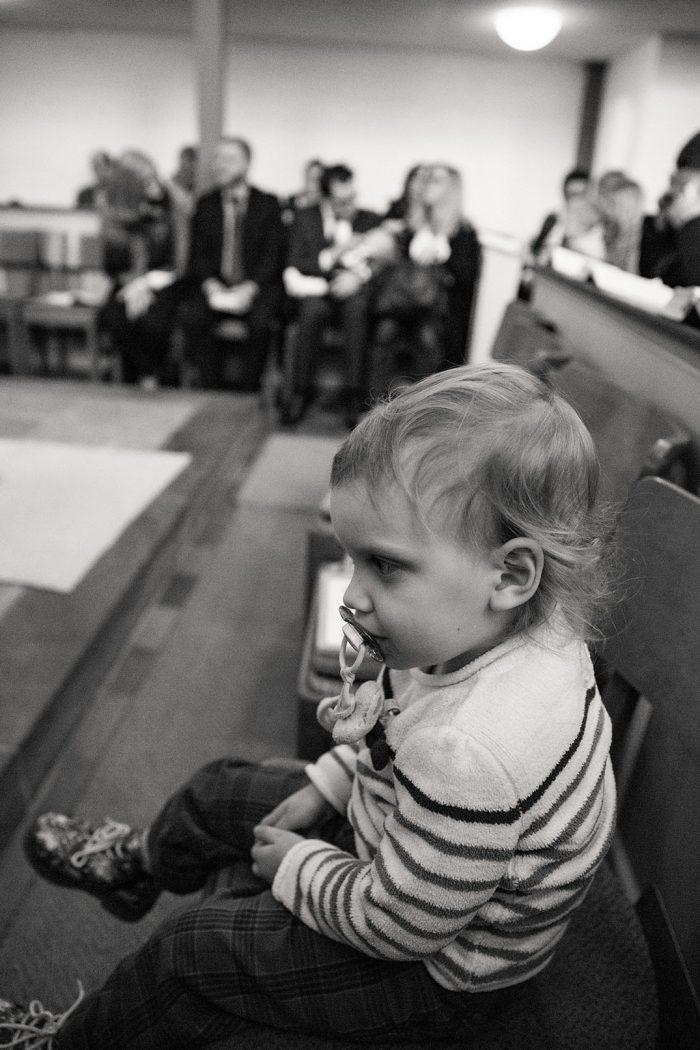 Taufe Noah